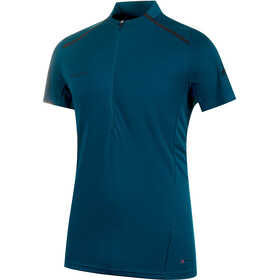 Mammut Atacazo Light Zip T-Shirt Men poseidon